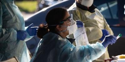 ولاية فيكتوريا تسجل 216 إصابة جديدة بفيروس كورونا