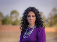 """حنان مطاوع تبدأ تصوير حكاية أمل حياتي من مسلسل """"إلا أنا"""""""