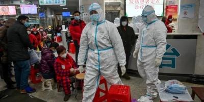 الصين تُسجل صفر وفيات وإصابتين جديدتين بكورونا