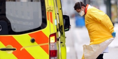 بلجيكا تُسجل حالة وفاة و112 إصابة جديدة بفيروس كورونا
