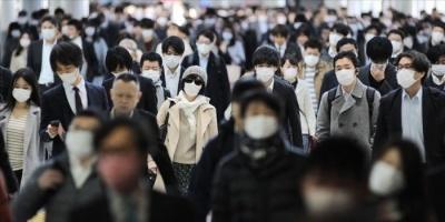 اليابان تُسجل280 إصابة جديدة بكورونا