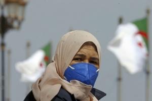 الجزائر تُسجل 8 وفيات و470 إصابة جديدة بكورونا