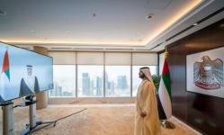 الحكومة الإماراتية الجديدة تؤدي اليمين الدستوري (صور)