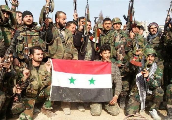 الجيش السوري يصد هجومًا ويقتل 8 مسلحين في إدلب