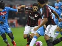 """موعد مباراة فريقي نابولي الإيطالي وميلان في """"الكالتشيو"""""""