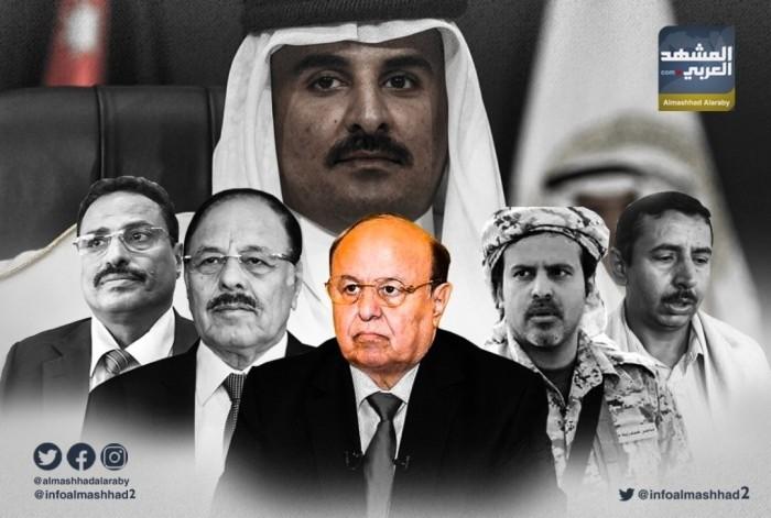 العرب: تزايد ملحوظ للنشاط القطري بتعز وشبوة