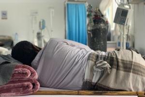 أطباء بلا حدود تدعم مركزًا جديداً لكورونا بصنعاء