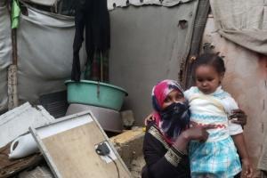 مفوضية اللاجئين: صعوبات كبيرة في إنهاء الفقر باليمن