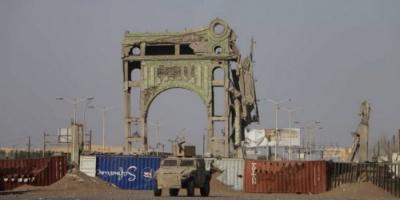 """""""المشتركة"""" تتعقب مصادر نيران حوثية شرق الحديدة"""