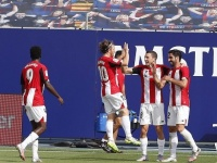 بلباو يعود للانتصارات بثنائية في ليفانتي بالدوري الإسباني