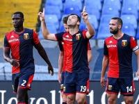 جنوى يهزم سبال بثنائية نظيفة في الدوري الإيطالي