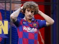 لمدة غير محددة.. جريزمان خارج حسابات برشلونة للإصابة