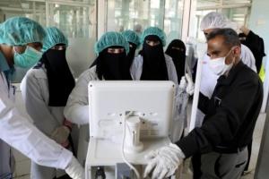 أوتشا: نقص التمويل يهدد جهود تطويق كورونا في اليمن