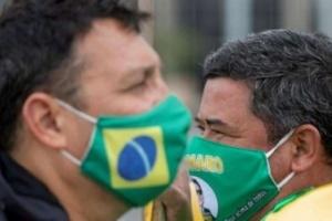 البرازيل تُسجل 631 وفاة جديدة بكورونا والإجمالي يبلغ 72100