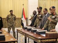 الحكومة السودانية تحسم اختيار 13 واليًا