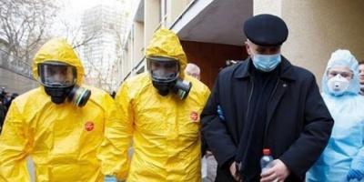 أوكرانيا تُسجل 15 وفاة و612 إصابة جديدة بفيروس كورونا