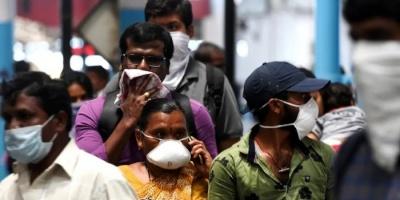 الهند تُسجل 500 وفاة و28 ألفًا و701 إصابة جديدة بكورونا