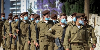 كورونا ينتشر بين صفوف الجيش الإسرائيلي ويصيب 600 جندي