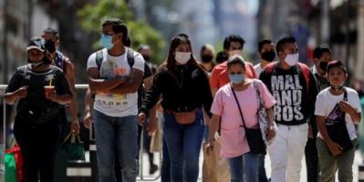 المكسيك تسجل 4685 إصابة جديدة بفيروس كورونا