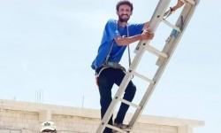استنفار فرق محطة قلنسية لتأمين الكهرباء في المدينة (صور)