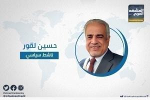 لقور يكشف دوافع الحملة الإخوانية للمطالبة بعودة هادي لليمن