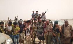 القوات الجنوبية بالشيخ سالم: قادرون على صد خروقات الشرعية لوقف النار