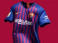 """""""البارسا"""" يزيح الستار عن قميصه الجديد بالموسم المقبل 2020-2021 """