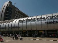 استقبال رحلتين جويتين من مطار القاهرة غدا