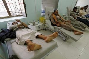 مأساة اليمن الصحية.. جريمة حوثية تحاربها السعودية