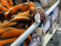 """""""أطباء بلا حدود"""": هناك مرضى غير قادرين على الوصول للمستشفيات"""