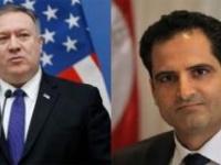 وزير الخارجية الأمريكي ونظيره التونسي ييحثان عدد من القضايا المشتركة