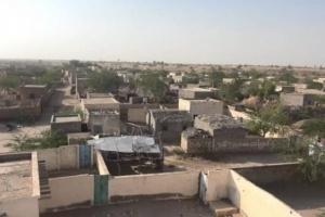 المدفعية الحوثية تجدد القصف على مدينة حيس
