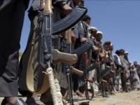 الحوثيون وحرب العصابات.. مليشيات تتصارع على نهب الأراضي