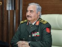 ليبيا.. حفتر يلتقي وفدًا سياسيًا وعسكريًا أمريكيًا اليوم