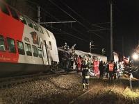 تصادم قطارين يسفر عن إصابة العشرات في التشيك