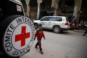 الصليب الأحمر يدعو لتجنيب المستشفيات أعمال العنف
