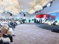 الرئيس المصري: لا يوجد إرادة قوية في المجتمع الدولي لحل النزاع الليبي