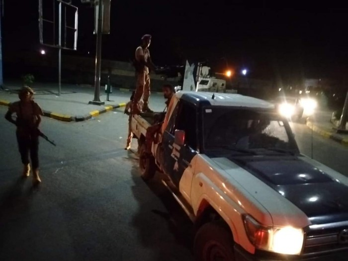 ضبط متهمين بممارسة أعمال البلطجة في عدن