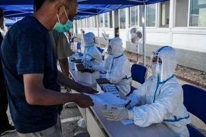 لبنان يسجل 57 إصابة جديدة بكورونا وارتفاع الوفيات إلى 40