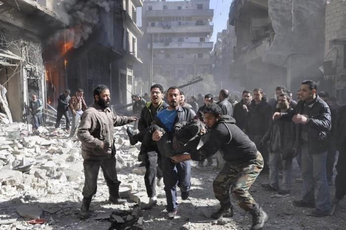 روسيا: رصدنا 10 انتهاكات لهدنة وقف إطلاق النار في سوريا