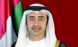 الإمارات وروسيا تؤكدان على ضرورة التسوية الشاملة للنزاع في ليبيا