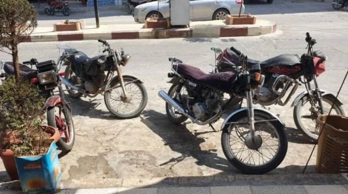 حملة لملاحقة الدراجات النارية المُخالفة بالشيخ عثمان