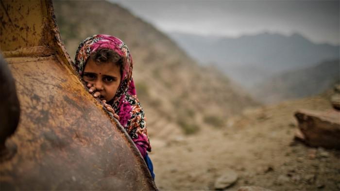 الحرب الحوثية والأزمة الإنسانية.. حياة يملؤها الوجع