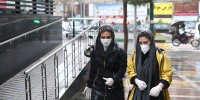 إيران: ارتفاع حالات الوفيات بكورونا إلى 14 ألفًا و188 حالة