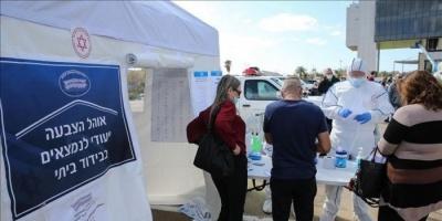 إسرائيل تسجل 6 وفيات و1414 إصابة جديدة بكورونا