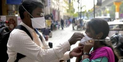 الهند تسجل 38 ألفا و902 إصابة جديدة بكورونا خلال الـ 24 ساعة الماضية