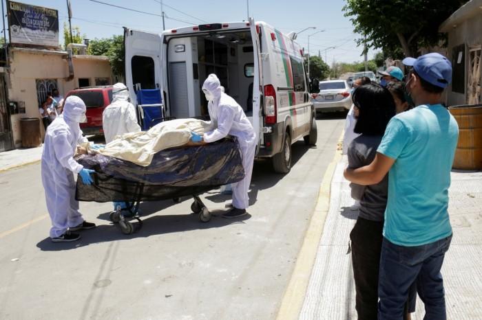 بهذا الرقم.. المكسيك تُسجل حصيلة قياسية في إصابات كورونا