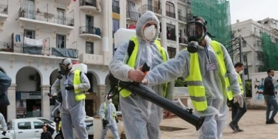 الجزائر تُسجل 10 وفيات و535  إصابة جديدة بكورونا