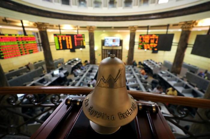 البورصة المصرية تنهي تداولات الأحد على تراجع