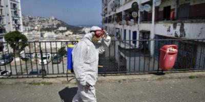 توقعات بإصابة نصف الشعب الجزائري بفيروس كورونا